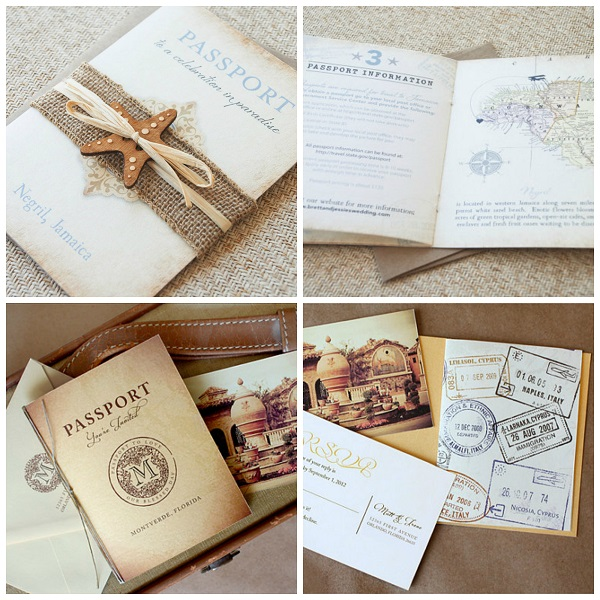 destination wedding invitations passport destination wedding invitations destination 3505