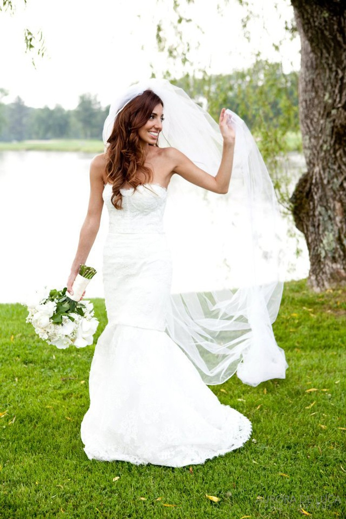 How To Wear The Wedding Dress Of Your Dreams Without Paying Retail