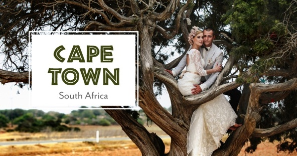Weddings in Cape Town