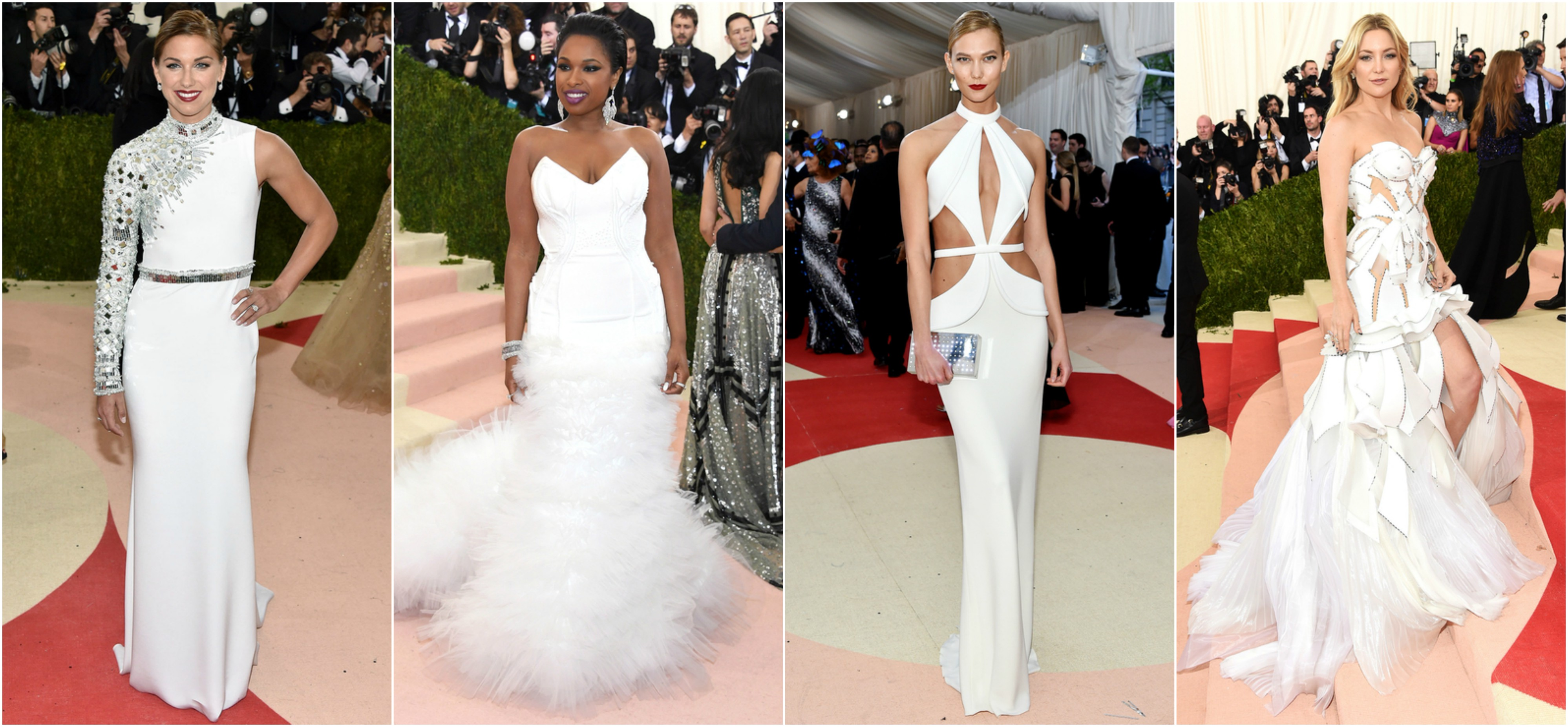 Wedding Fashion Inspiration From The Red Carpet The: Red Carpet Inspiration: The 2016 Met Gala