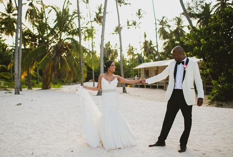 Real Wedding: Meliia & Edwin In Punta Cana