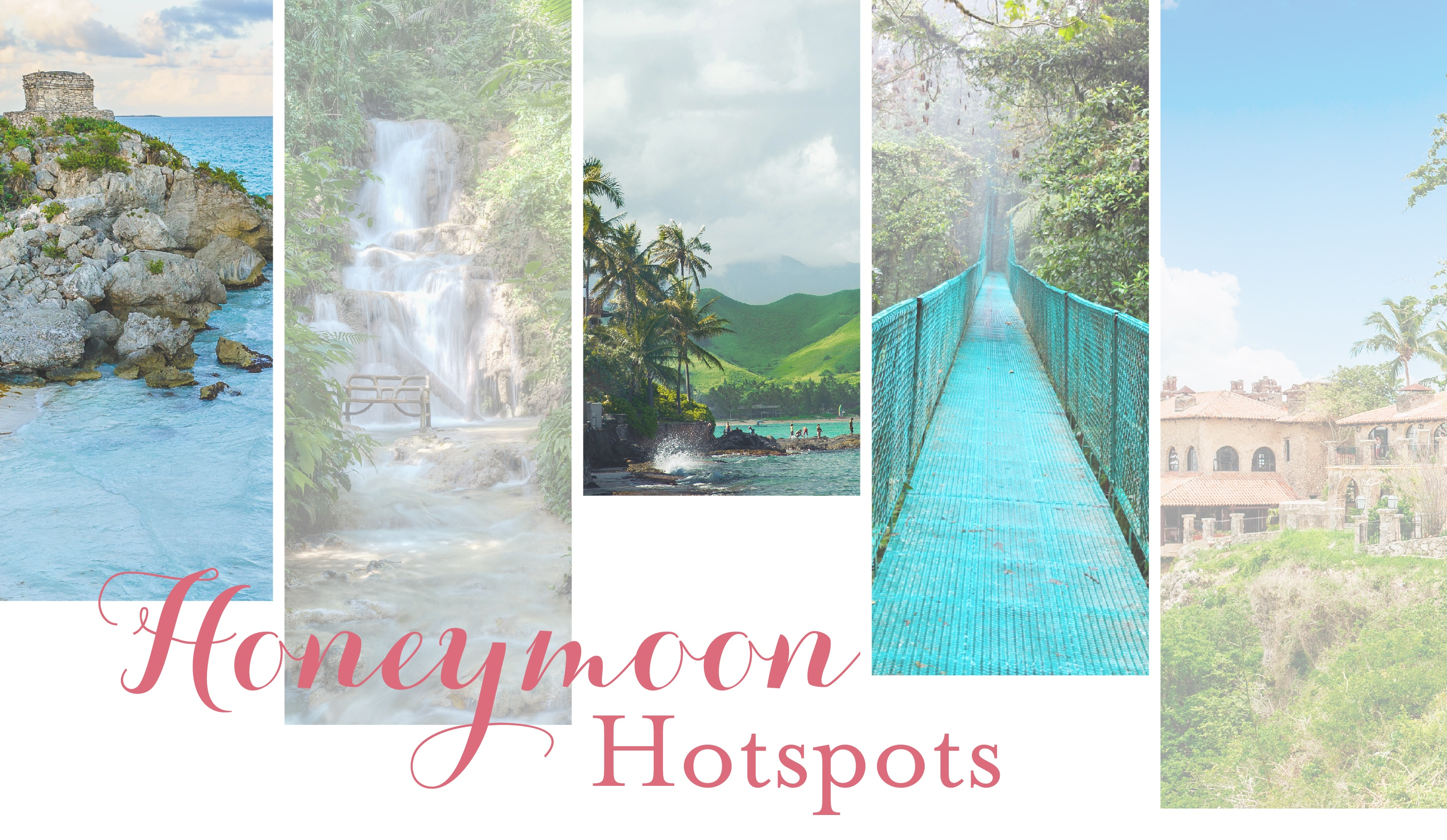 Honeymoon Destinations and Resorts