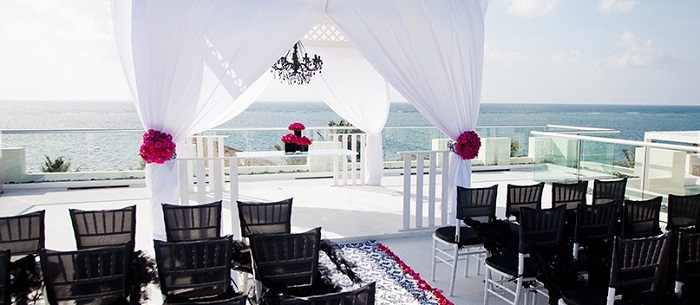 6 destination wedding venues with a view in mexico for Wedding venue with a view