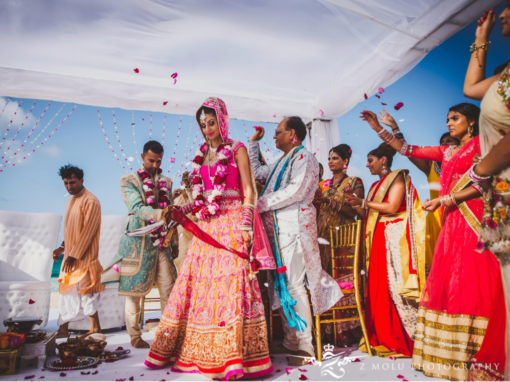 Hard Rock Hotels South Asian Wedding