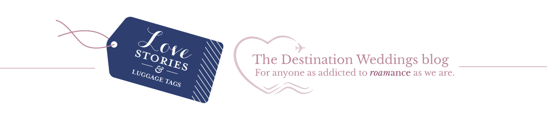 Destination Weddings Blog