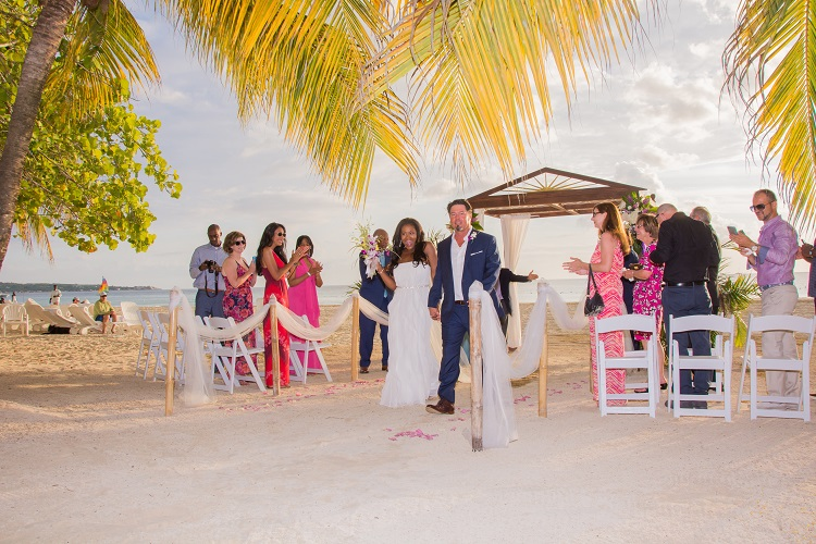 Destination Wedding Negril, Jamaica