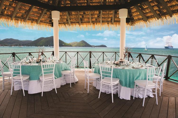 Weddings At Sandals Grande St Lucian Destination Weddings Blog