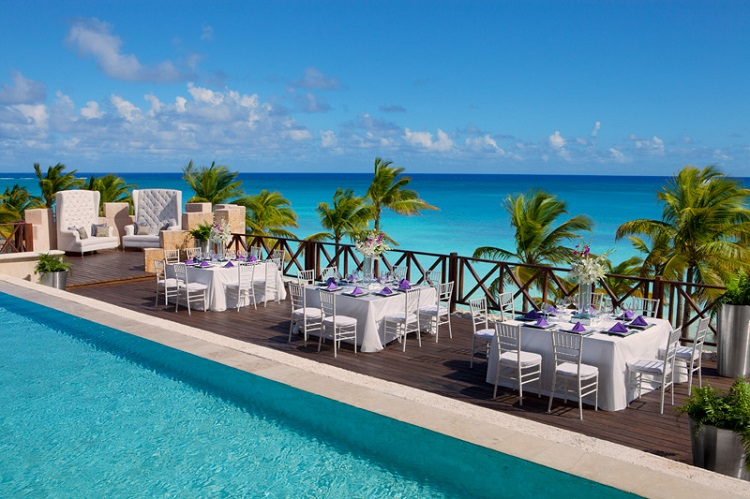 Featured resort spotlight sanctuary cap cana by alsol for Punta cana wedding resorts
