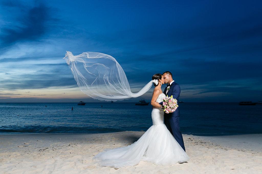 Real Wedding: Marisa & Suresh's Destination Wedding In