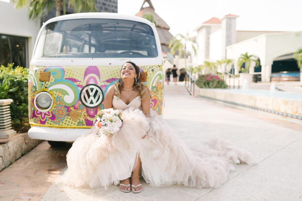 Sasha jared 39 s destination wedding in riviera maya for How to start planning a destination wedding