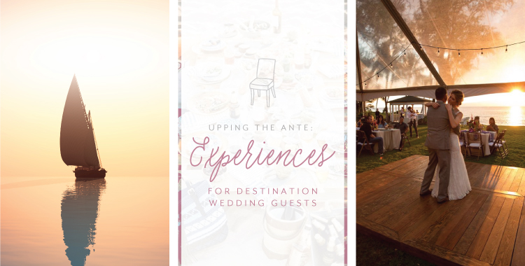 Destination Wedding Guest Experience