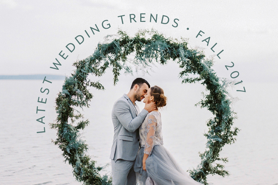 Destination Wedding Trends Fall 2017