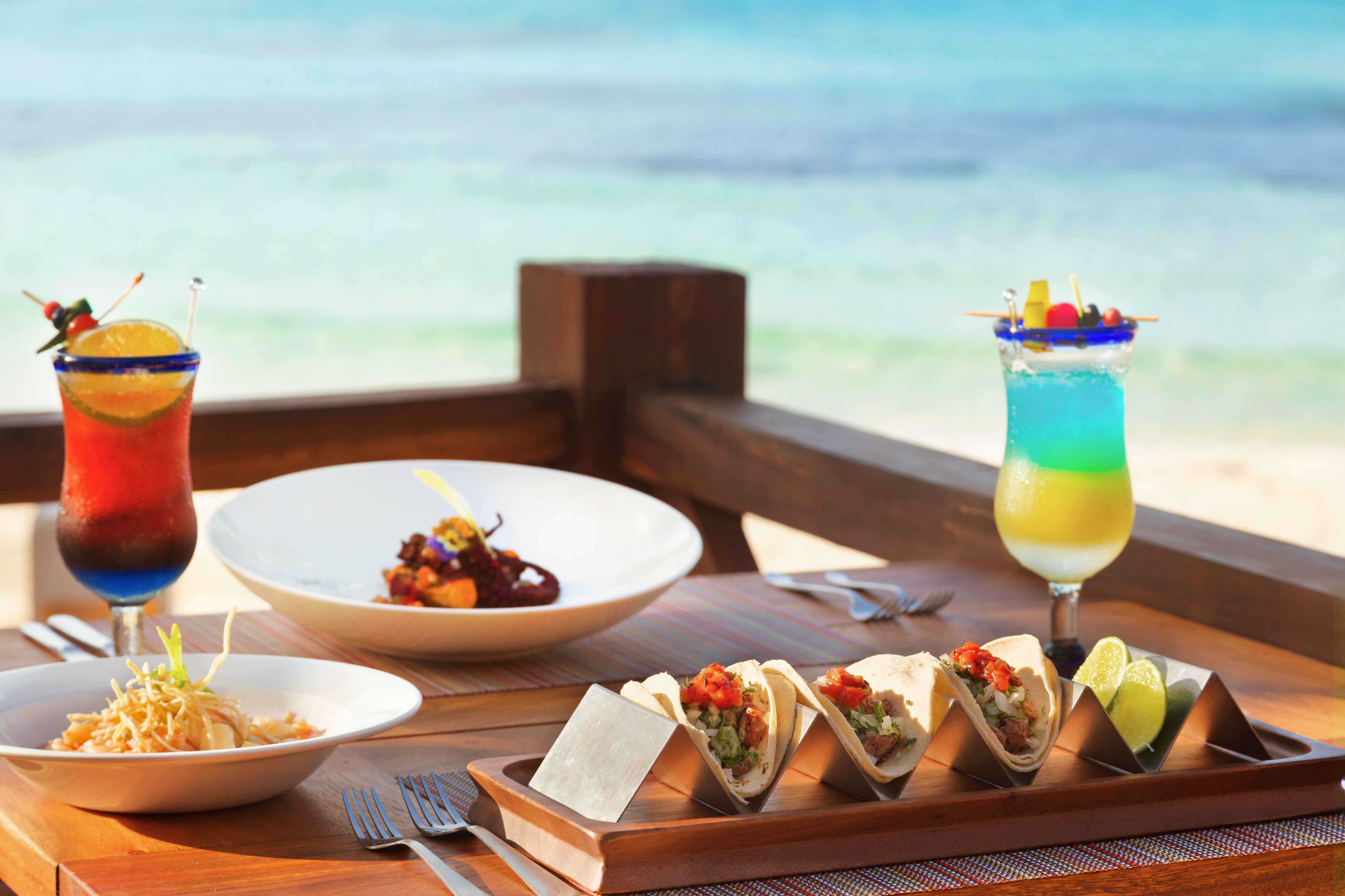 Best All Inclusive Resorts With Fine Dining Destination