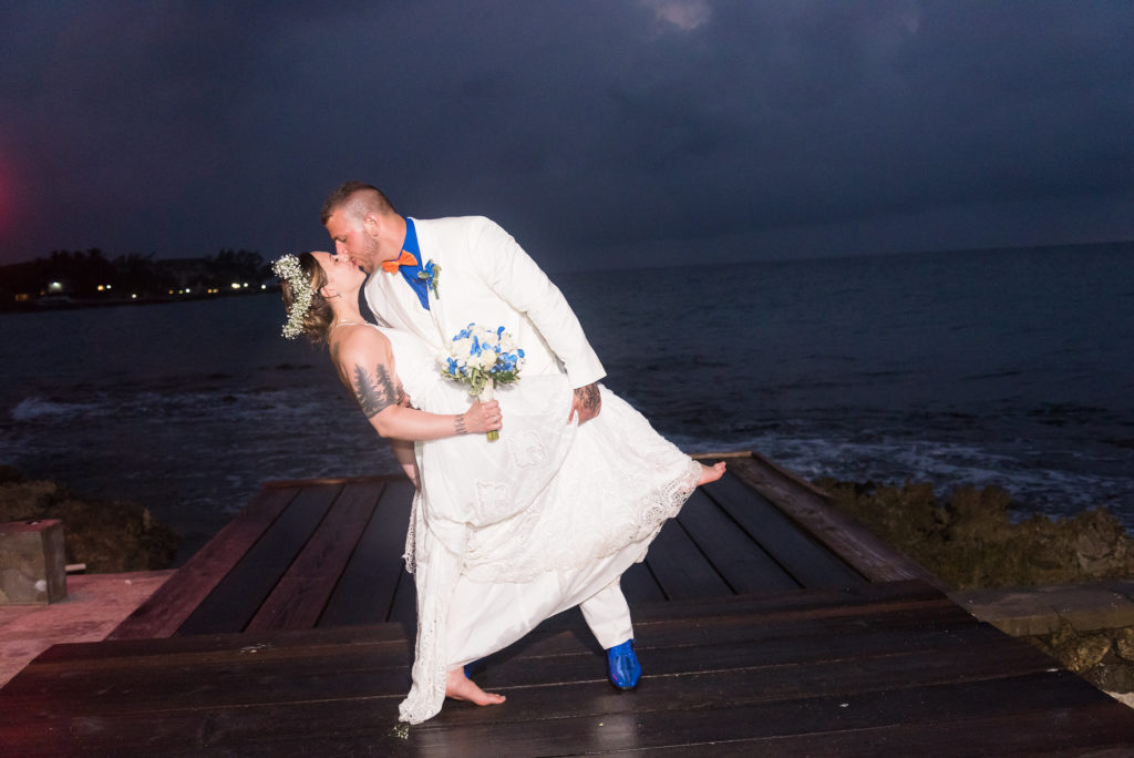 destination wedding in ocho rios