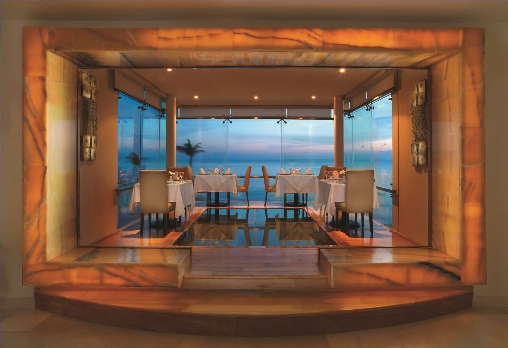 best all-inclusive resorts with fine dining