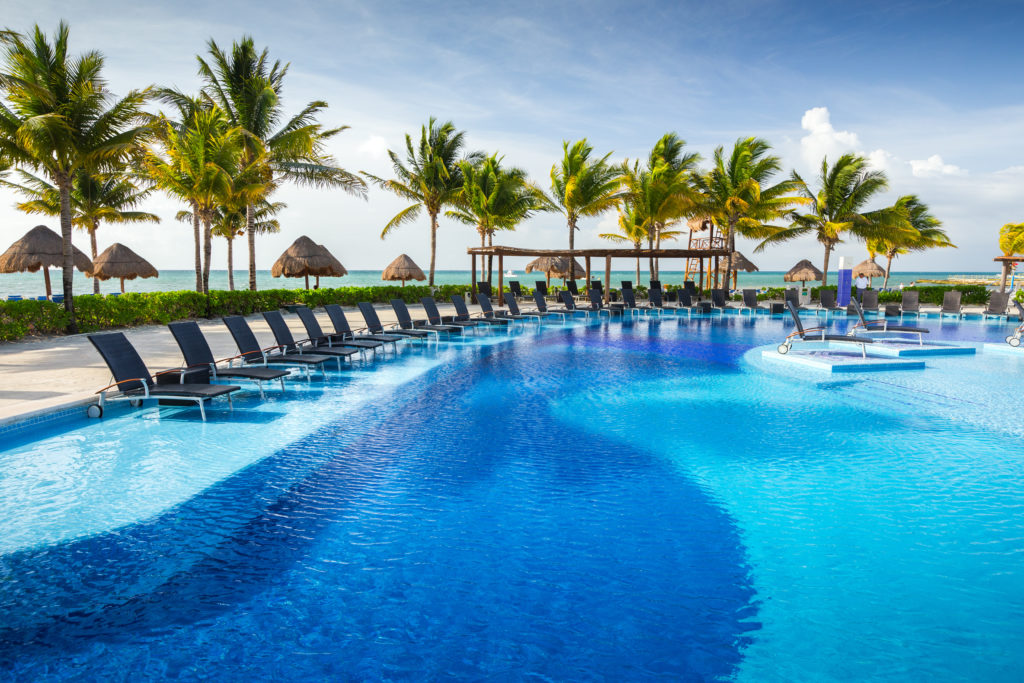 All Inclusive Wedding Resorts with the Best Pools