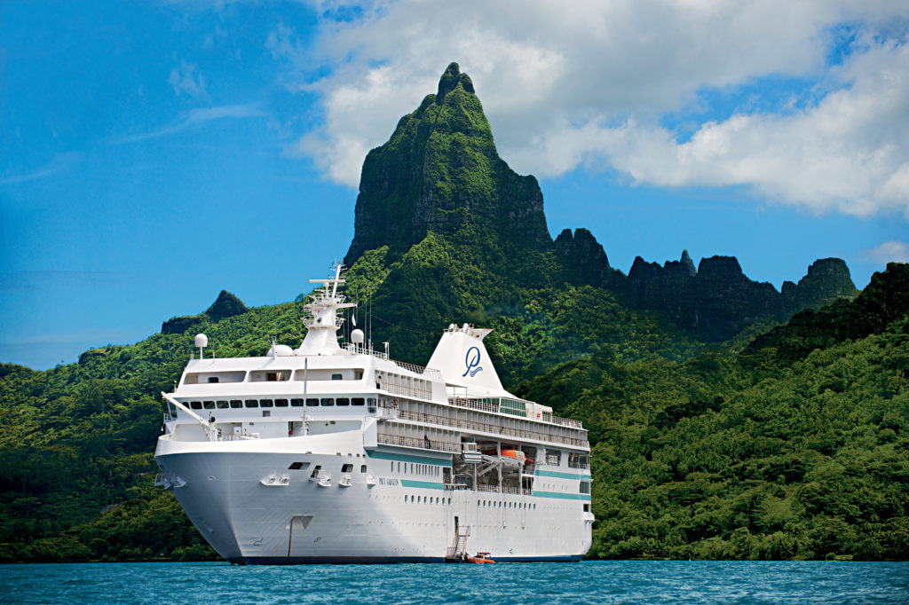 planning a cruise wedding | Paul Gauguin Cruises