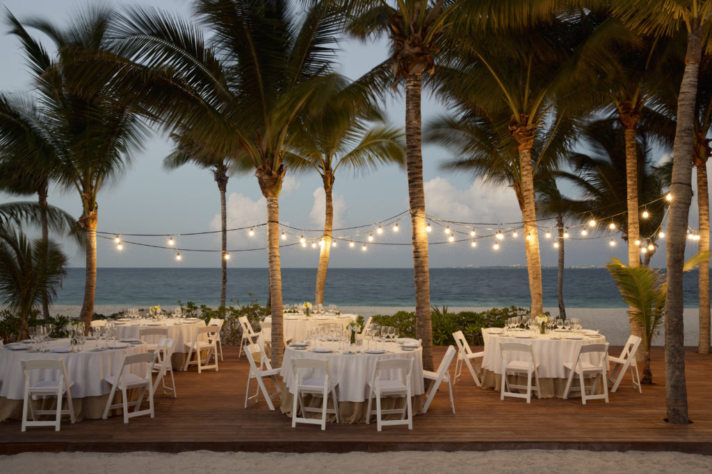 weddings at finest playa mujeres