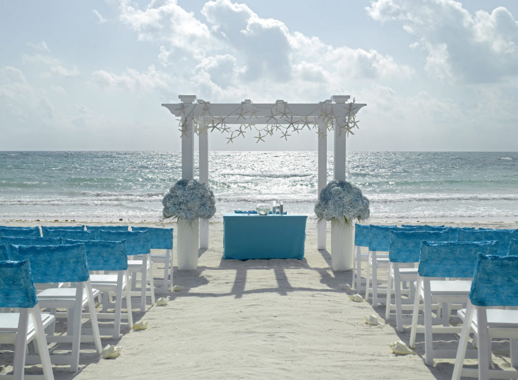 weddings at TRS Yucatan Hotel