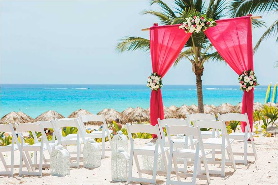 weddings at Riu Republica