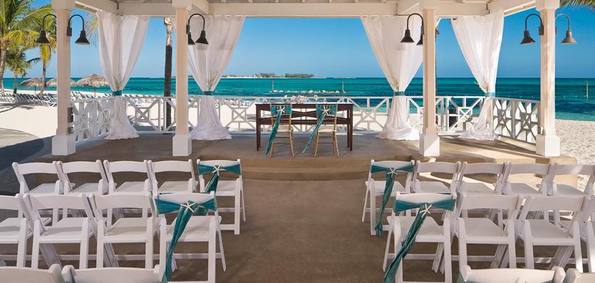 Bahamas destination wedding resorts