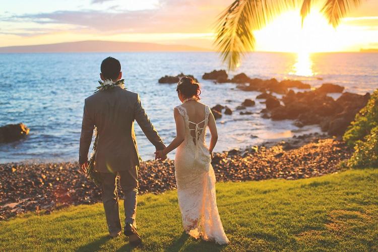 Maui Beach Wedding | Shutterstock