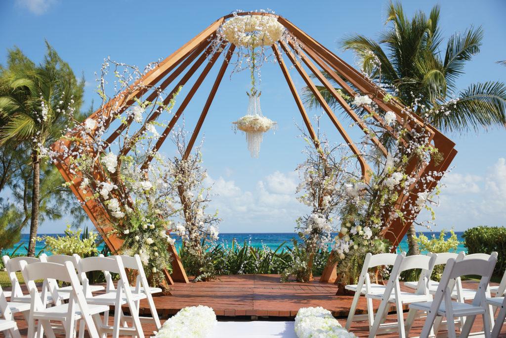 Weddings at The Fives Azul Beach Resort Playa del Carmen