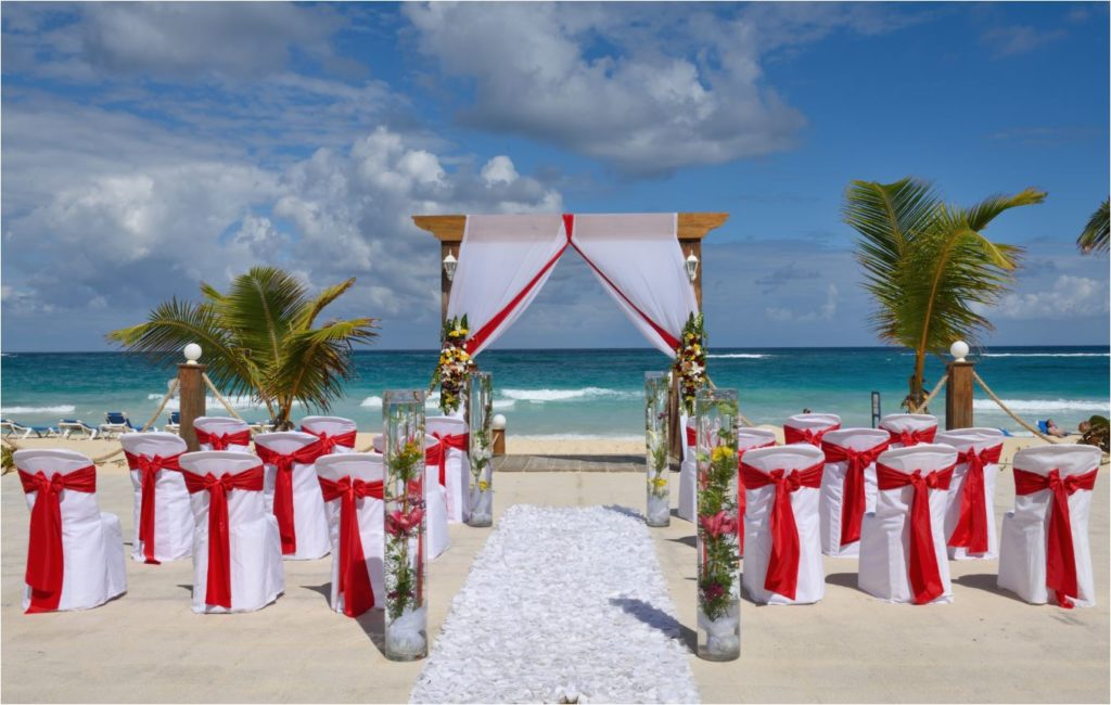 weddings at Occidental Punta Cana