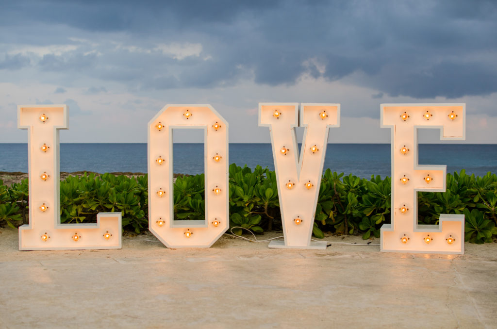 destination wedding in Riviera Maya