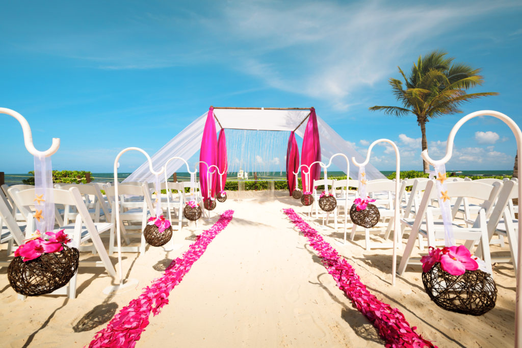 getting married in Riviera Maya