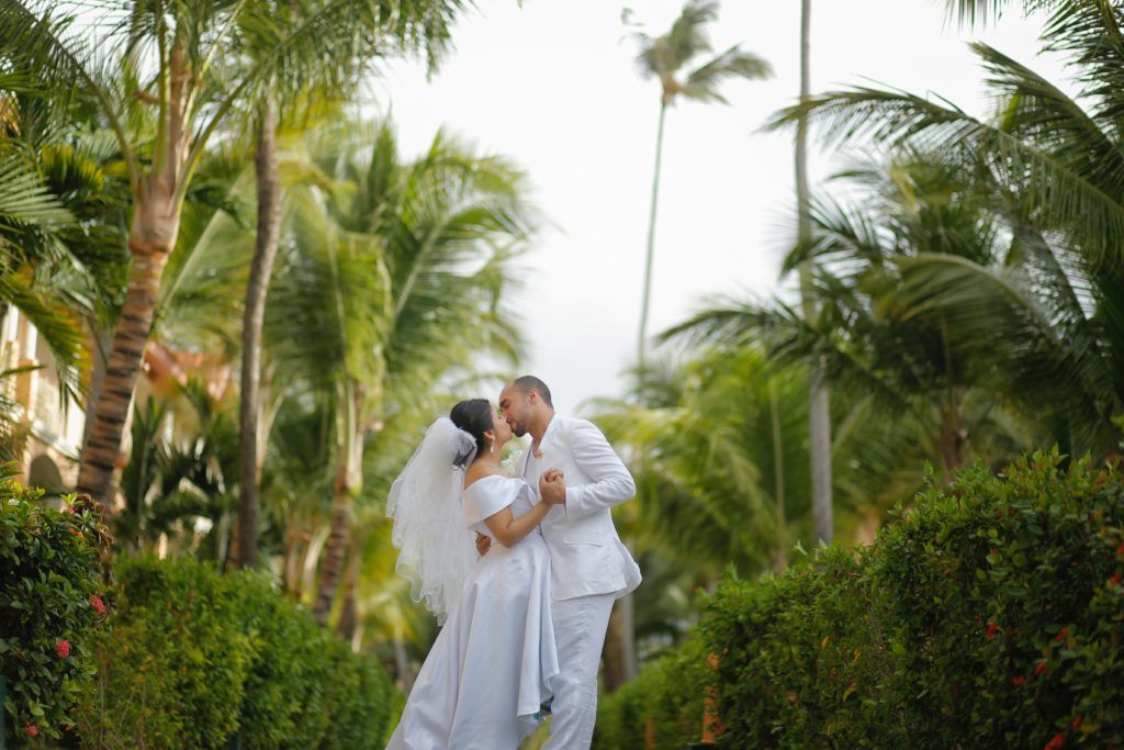 getting married in the Caribbean