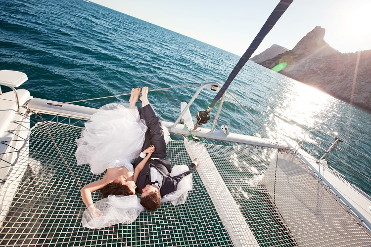 Getting married on a cruise ship