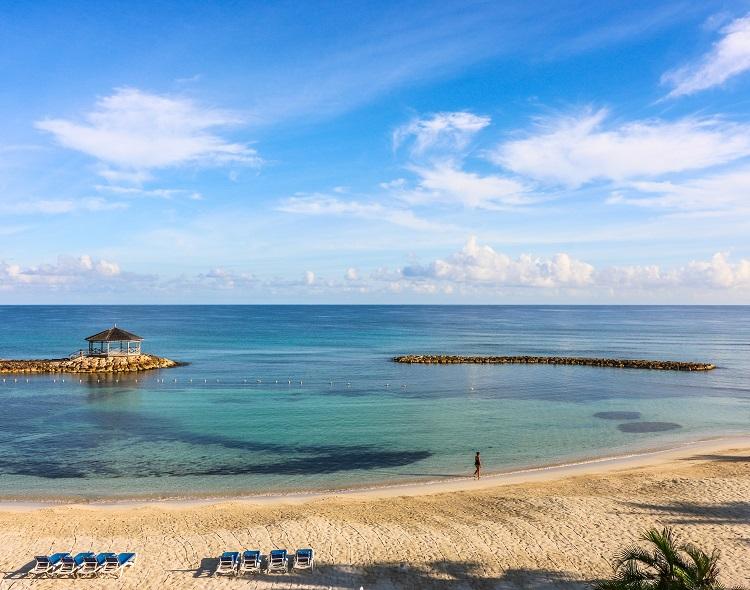 Jewel Grande Montego Bay beach