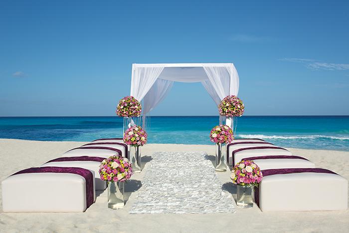 Destination Wedding Resorts Secrets the Vine Cancun