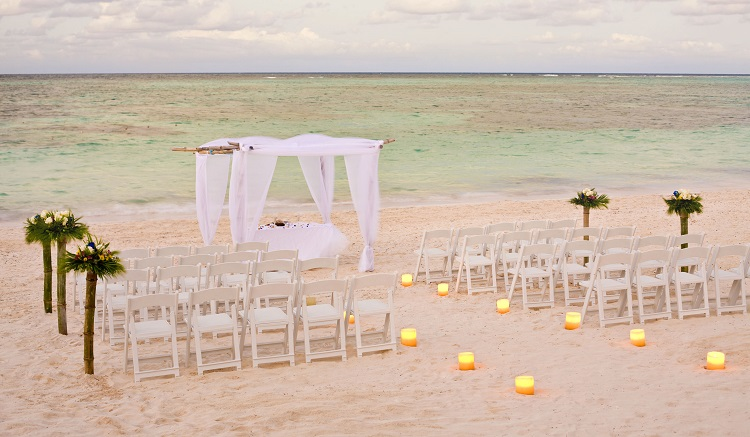 Destination Wedding Resorts The Level at Melia Caribe Tropical