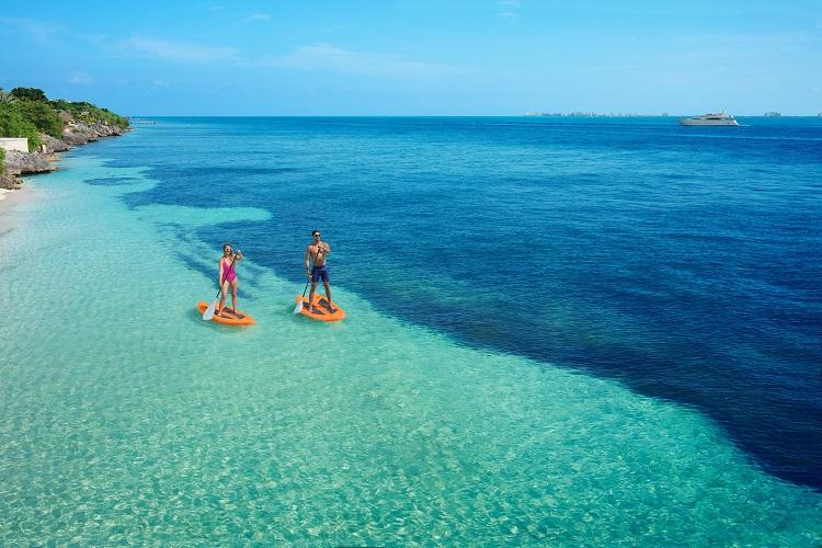 Destination Wedding Resorts Zoetry Villa Rolandi Isla Mujeres Cancun