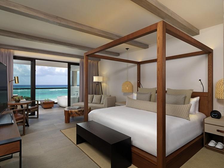 accommodations at unico resort riviera maya