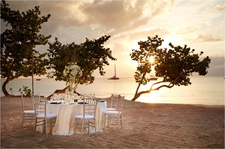 azul beach resort negril weddings