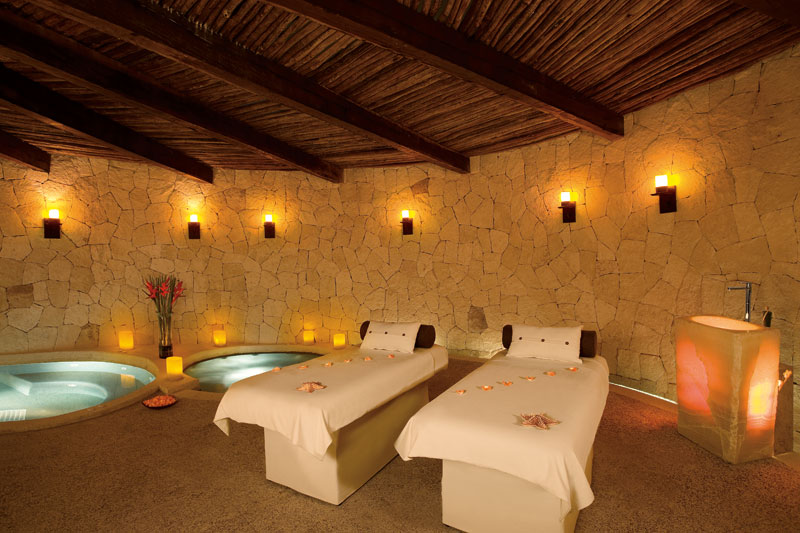 Secrets Maroma Beach spa