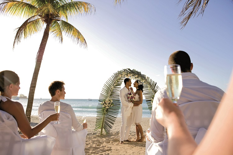 weddings at riu negril jamaica