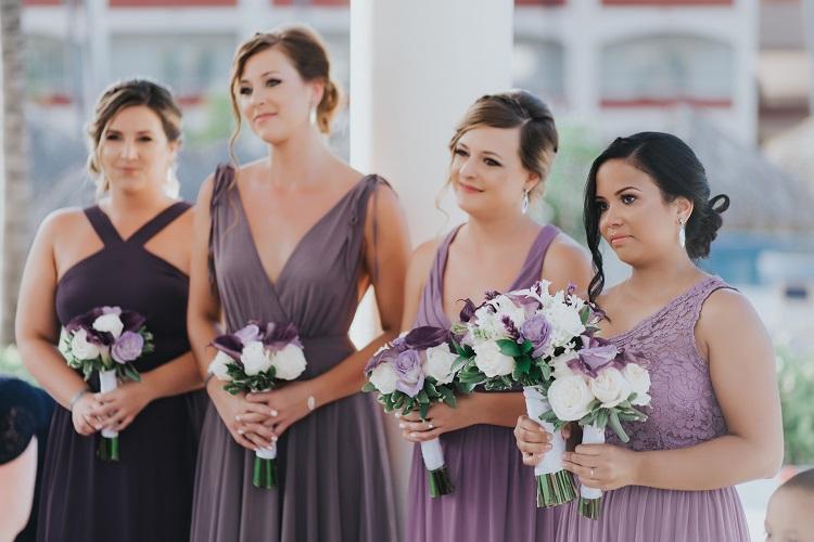 destination wedding bridesmaids trends