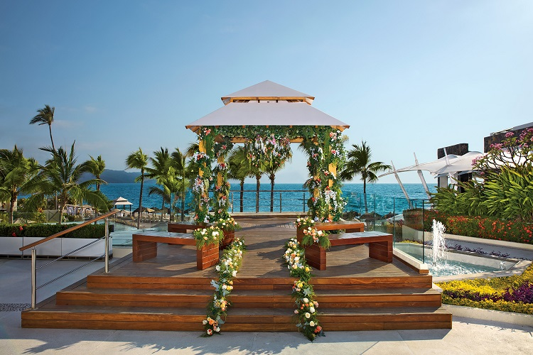 secrets vallarta bay weddings