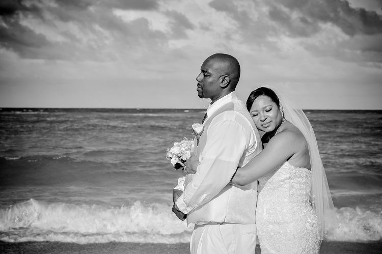 wedding at now onyx in punta cana