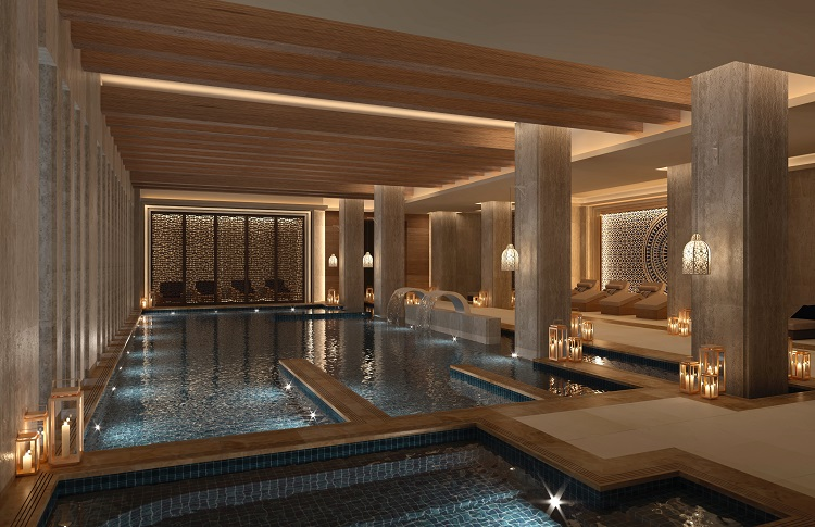 MySenses Spa at Haven Riviera Cancun in Mexico