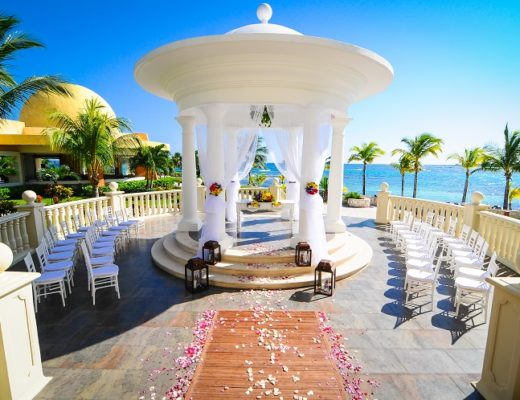 Weddings at Barcelo Maya Riviera - Adults Only in Mexico
