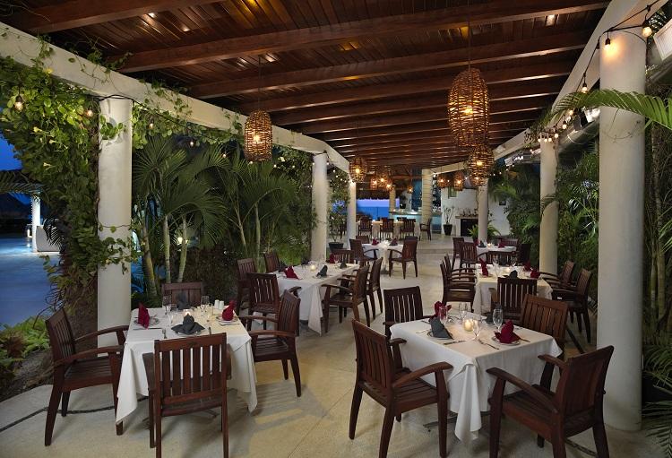 Frida restaurant at Hard Rock Hotel Vallarta in Mexico