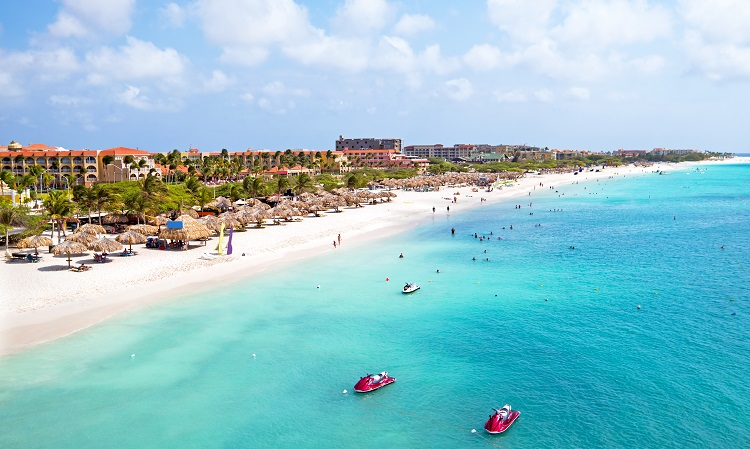 Aruba - top island wedding destinations