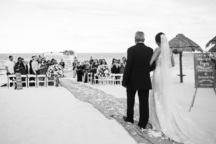 destination wedding in Mexico