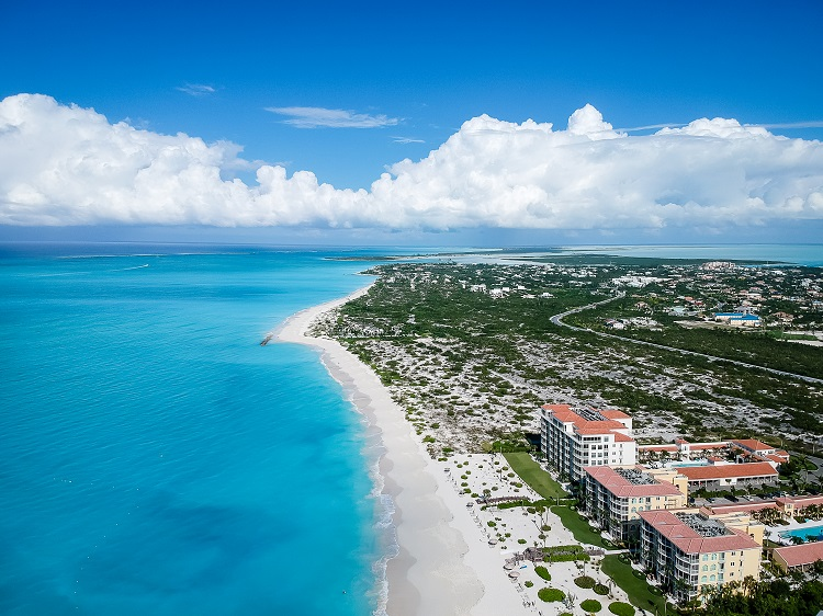 Turks & Caicos - top island wedding destinations