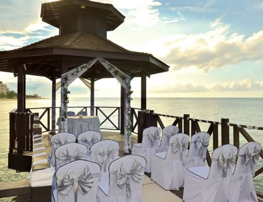 weddings at Iberostar Rose Hall Beach